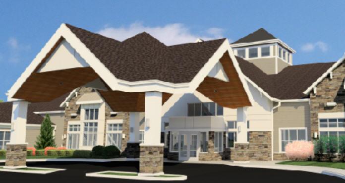 Vitalia Senior Living Facility