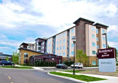 Residence Inn & Emerald Events Center