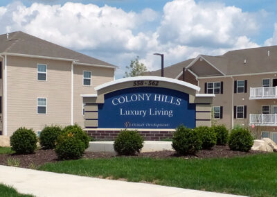 Colony Hills Luxury Apartments